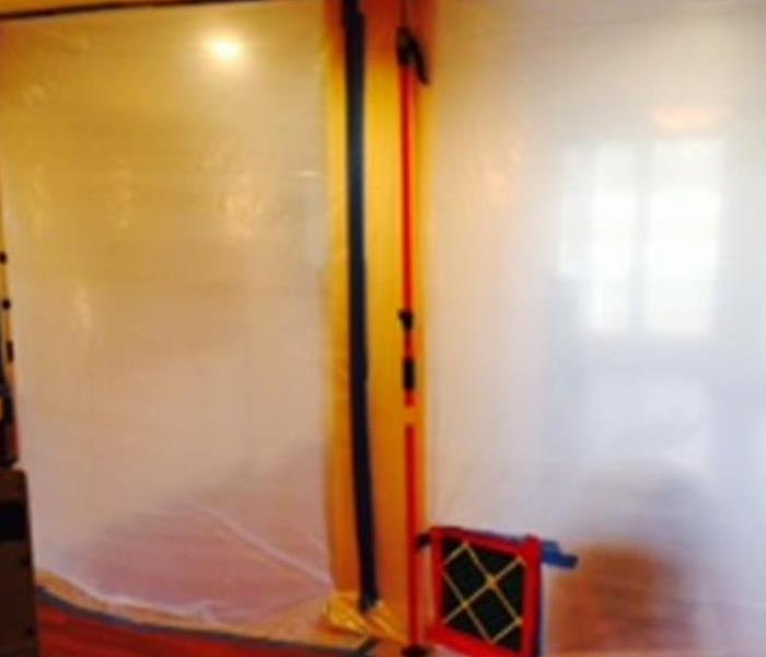 Mold Remediation in Ashland, VA After